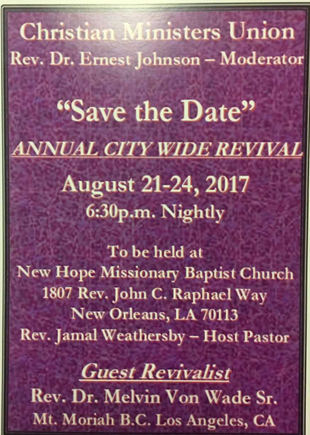 City Wide Revival